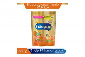 Enfagrow Premium Sabor Vainilla Bolsa Con 550 g