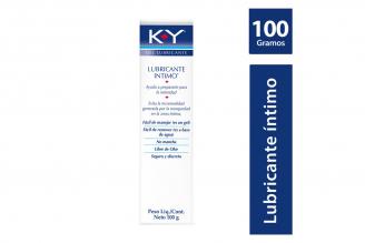 Gel Lubricante Íntimo K-Y  Frasco Con 100 g