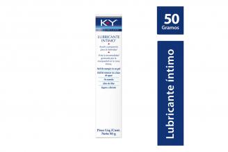 Gel Lubricante K-Y Caja Con Tubo Con 50 g