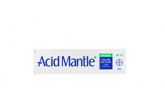Acid-Mantle Crema Caja Con Tubo Con 60 g - PH 4.2