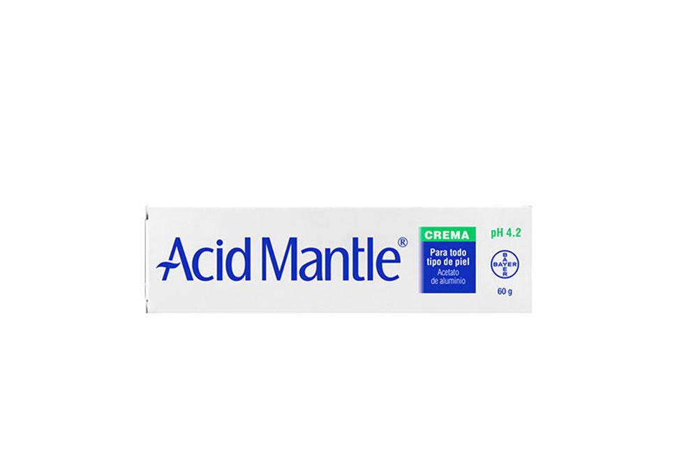 Acid-Mantle Crema Caja Con Tubo Con 60 g - PH 4.2