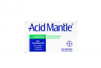 Jabón Acid-Mantle Caja Con Barra Con 90 g