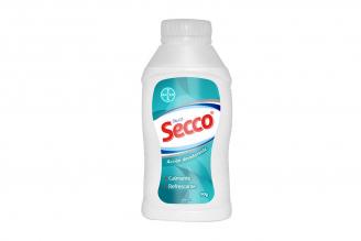 Talco Desodorante Secco Frasco Con 90 g