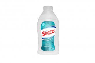 Talco Desodorante Secco Frasco Con 150 g