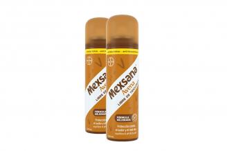 Desodorante Mexsana Avena Antibacterial Spray Empaque Con 2 Frascos Con 260 mL C/U