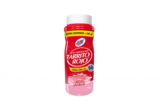Tarrito Rojo Sabor A Fresa  Frasco Con 330 g Gratis 50 g