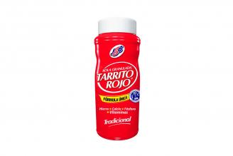 Tarrito Rojo Tradicional Tarro Con 135 g