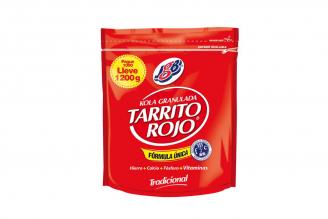 Kola Granulada Tarrito Rojo JGB Tradicional Empaque Con 1200 g