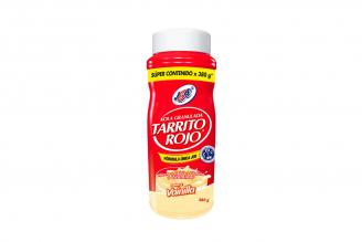 Tarrito Rojo Sabor A Vainilla Frasco x 135 g Gratis 50 g + de Contenido