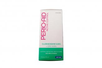 Enjuague Bucal Perio-Aid 0.05% Caja Con Frasco Con 150 mL