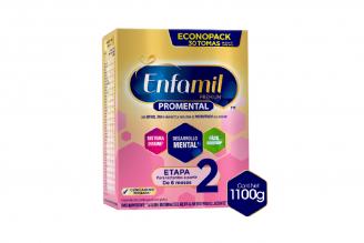 Enfamil Premium Promental Etapa 2 a partir de los 6 Meses Caja Con 1100 g