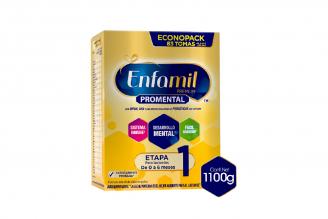 Enfamil Premium Promental 1 De 0 a 6 Meses Caja Con 1100 g