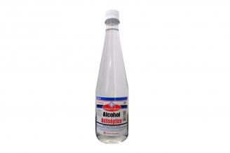 Alcohol Antiséptico Bodegas De Mosela Frasco con 750 mL