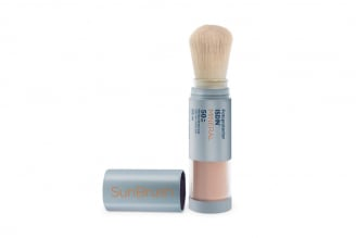 Fotoprotector Facial Isdin Sun Brush Mineral Fps 50+ Caja Tubo Con 4 g