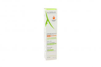 A-Derma Epitheliale A.H. Duo Massage Gel-Oil Frasco Con 40 mL
