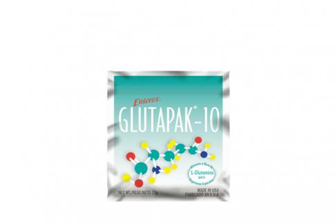 Glutapak 10 Sobre Con 15 g