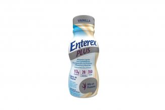 Enterex Plus Sabor Vainilla Frasco Con 237 mL