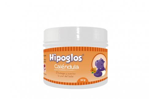 Crema Hipoglos Caléndula Pote Con 30 g - Bebé