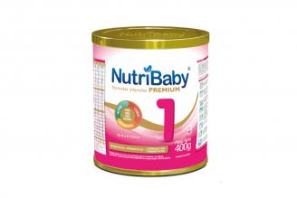 Nutribaby 1 De 0 a 6 Meses Lata Con 400 g