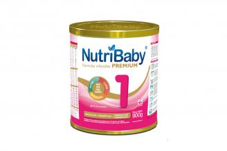 Nutribaby 1 Lactantes De 0 A 6 Meses Tarro Con 900 g
