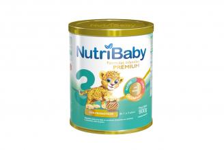 Nutribaby 3 De 1 a 3 Años Tarro Con 900 g