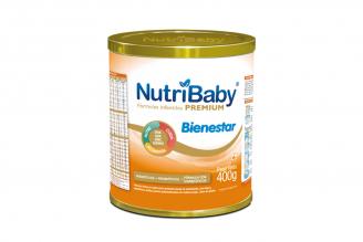 Nutribaby Bienestar Premium Lactantes Desde Su Nacimiento Lata Con 400 g