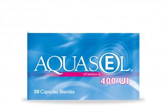 Aquasol 400 UI Caja Con 30 Cápsulas
