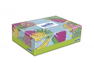 Pañuelos Triple Hoja Familia Sin Aroma Caja Con 50 Unidades