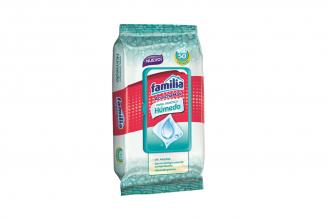 Papel Higiénico Húmedo Familia Empaque Con 50 Unidades