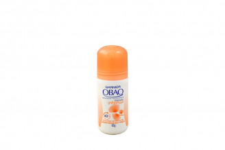 Obao Desodorante Frasco Roll On Frescura Intensa X 65 g