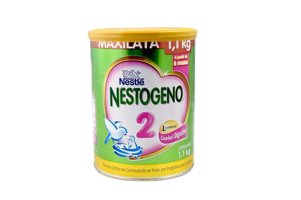 Nestogeno® 2 A Partir De 6 Meses Tarro Con 1.100 g