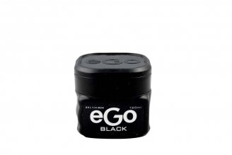 Gel Ego For Men Black Frasco Con 120 mL