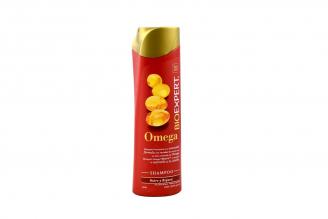 Shampoo Bioexpert Omega Nutre Y Repara Frasco Con 350 mL
