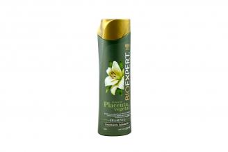 Shampoo Bioexpert Con Extracto De Placenta Vegetal Frasco Con 350 mL
