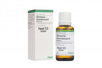 Drosera Heelaccord Gotas Caja Con Frasco Con 30 mL Rx