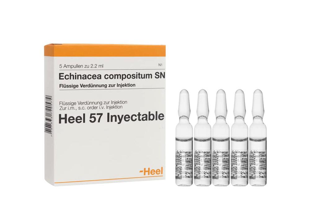 Echinacea Compositum SN Caja Con 5 Ampollas Rx