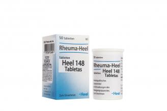 Rheuma-Heel 148 Caja Con 50 Tabletas Rx
