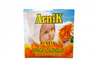 Arnik Baby- Árnica y Caléndula En Frasco Con 60 g