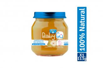 Compota Natural Alpina Baby GÜ Sabor Pera Pote Con 113 g