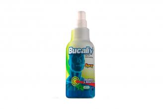 Bucaliv Spray Sabor Menta Frasco Con 120 mL