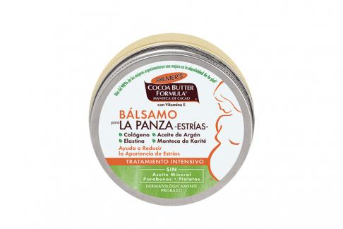 Palmer's Cacao Embarazo Bálsamo Para Panza Pote Con 125 g