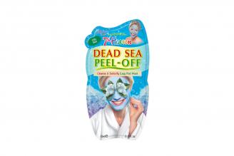 7th Heaven Mascarilla Facial Peeling De Mar Muerto Sachet Con 1 Unidad De 10 mL