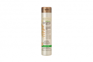 LaCoupe Orgnx Shampoo Aceite de Coco y Macadamia Frasco Con 300 mL
