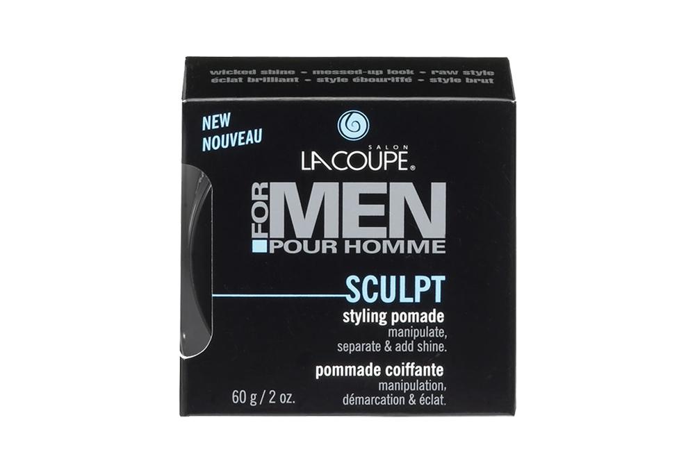 LaCoupe For Men Cera Moldeadora De Peinar Sculpt Frasco Con 60 g