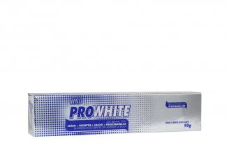Gel Dental Pro White Caja Con Pote Con 90 g