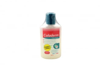Caladerm Clear Plus  Frasco Con 120 g