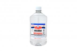 Alcohol Antiséptico Bodegas De Mosela Envase Con 1000 mL