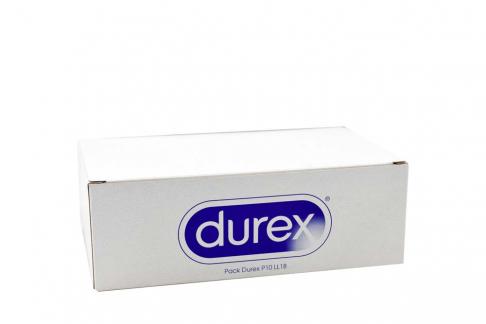 Preservativo Durex Surtido Caja 18 Unidades  Pague 10 Lleve 18