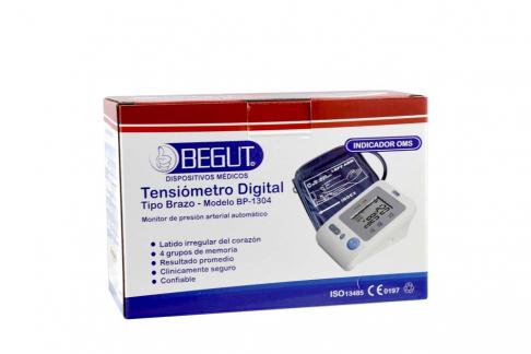 Tensiómetro Digital Brazo Caja Con 1 Unidad