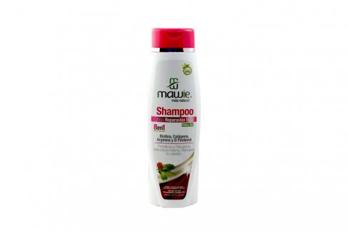Shampoo Mawie Reparacion Total Frasco Con 450 mL